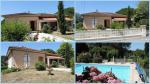 Sainte Livrade - Villa avec piscine en  bordure  du Lot
