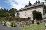 La Fage Saint Julien,  très belle maison en pierre restaurée de