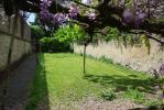 Maison de ville avec joli jardin sans vis à vis
