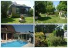 Maison avec piscine chauffée couverte - TOURNEDOS/SEINE 27100