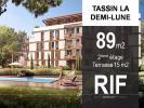 T4 de 89 m2 avec terrasse 15 m2