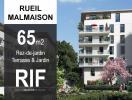 T3 de 65 m2 avec terrasse et jardin