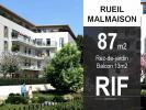 T4 de 87 m2 avec balcon de 13 m2