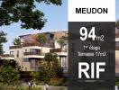 T4 de 94 m2 avec terrasse de 17 m2