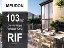 T5 de 103 m2 avec terrasse de 42 m2