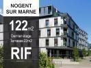 T4 de 122 m2 avec terrasse de 22 m2