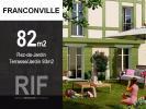 T4 de 82 m2 avec terrasse et jardin