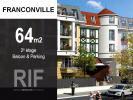 T3 de 64 m2 avec balcon et parking
