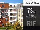T3 de 73 m2 avec balcon et parking