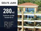 Penthouse de 280 m2 avec terrasse panoramique sur Mer