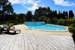 Uchaux Propriété de 178m² avec piscine sur 5379m² de terrain
