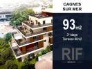 T4 93 m2 avec terrasse 60 m2