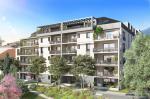 Appart T2 neuf de 42 m² Hyper centre d\'Aix les Bains