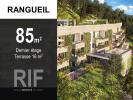 T4 de 85 m² avec terrasse de 16 m²