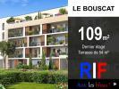 T5 de 109 m² avec terrasse 54 m²