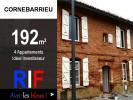 Immeuble 192 m² : 4 appartements dans Toulousaine