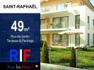 Appartement T2 de 49 m² avec terrasse et jardin