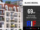 T4 de 69 m² avec balcon et parking