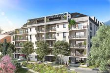 Appart T3 neuf de 67 m² Hyper centre d\'Aix les Bains