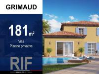 Villa T5 de 181 m² avec piscine privative