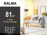 T4 de 81 m² avec terrasse