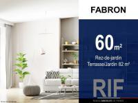 T3 de 60 m² avec jardin