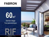 T3 de 60 m² avec terrasse d\'angle