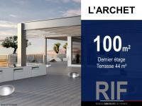 T4 de 100 m² avec terrasse