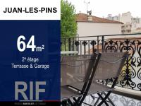 T3 64m2 avec terrasse et garage