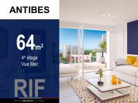 T3 de 64 m² avec balcon