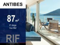 T4 de 87 m² avec vue mer