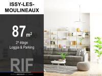 T4 de 87 m² avec loggia et parking