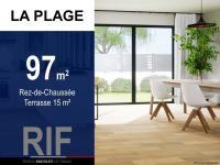 T3 97 m² avec terrasse