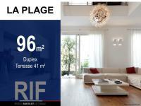 Appartement T3 de 96 m² avec terrasse de 41 m²