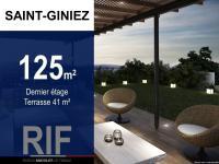 Duplex T5 de 125 m² avec terrasse