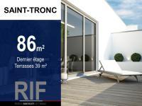 T4 de 86 m² avec 39 m² de terrasses