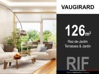 T4 de 126 m² avec terrasses et jardin
