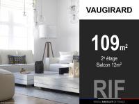 T4 de 109 m² avec balcon de 12 m²