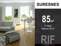 T4 de 85 m² avec terrasse de 35 m²