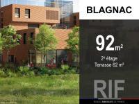 Souplex T4 de 92 m² avec terrasse