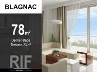 Appartement T4 de 78 m² avec terrasse