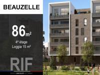 Appartement de 86 m² avec loggia