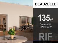 Appartement de 135 m² avec terrasse de 30 m²