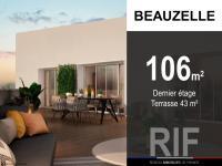 Appartement de 106 m² avec terrasse de 43 m²