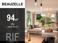Villa de 94 m² avec terrasse et jardin