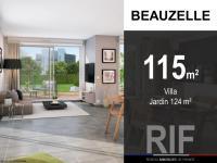 Villa de 115 m² avec terrasse et jardin