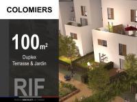 T5 de 100 m² avec jardin