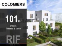 T5 de 101 m² avec jardin