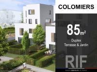 T4 de 85 m² avec jardin