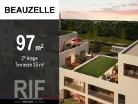 Appartement T4 de 97 m² avec terrasse
